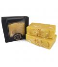 Artisanal Soap Golden Lemon Myrtle 檸檬香桃木手工皂140g